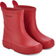Tretorn Kids Wings Monochrome Rubber Boots Red